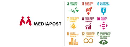 MEDIAPOST Objectifs Développement Durable