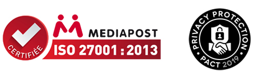 Certification Data Rgpd Mediapost