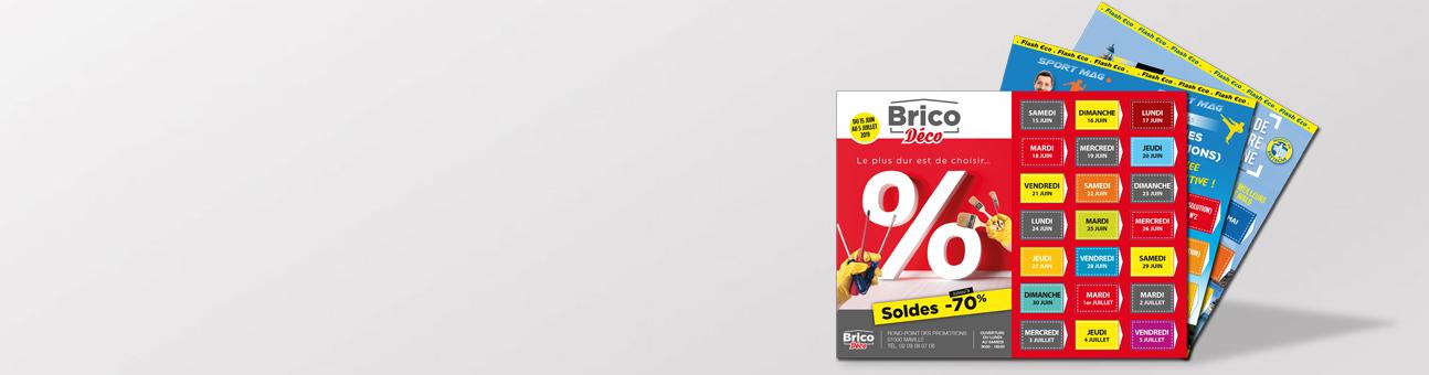 MEDIAPOST donne toujours plus de valeur à l'imprimé publicitaire et lance Promoday's
