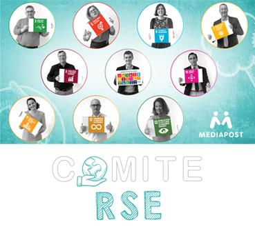 MEDIAPOST se dote d'un Comité RSE !