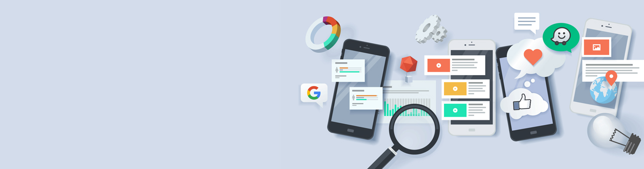 Mediapost Gamme Easyperf Google Facebook Waze