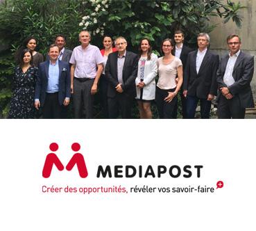 MEDIAPOST signe la Charte de Développement Responsable du Syndicat National de la Communication Directe (SNCD)
