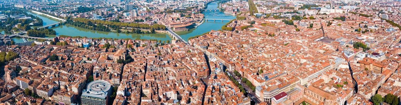 Distribution Flyer Prospectus Toulouse