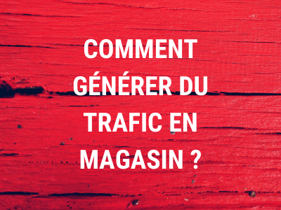 Leclerc Trafic Magasin