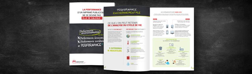 LA (PERFORMANCE)³ DE L'IMPRIME PUBLICITAIRE