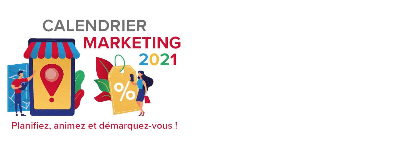 Slider Calendrier Marketing