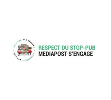 Respect du Stop-Pub : MEDIAPOST, premier acteur certifié par l'AFNOR